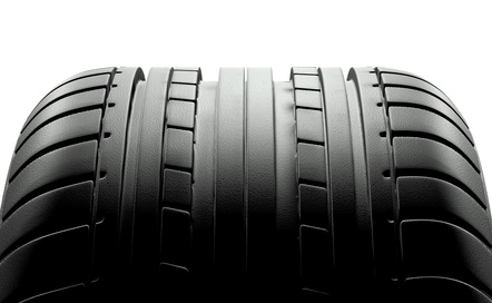 Tyre tyres balancing tracking