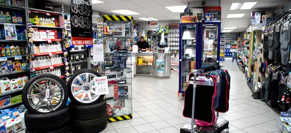 west kirby shop