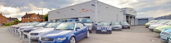 Car Sales, Servicing & MOT, Tyres & Exhausts, Parts, Styling & Accessories in Llay, Wrexham