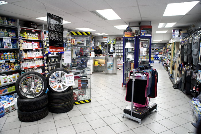 West Kirby - Parts, Styling, Alloys, Audio, Car Care & Accessories